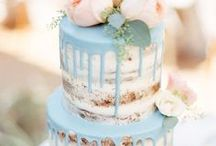 Beautiful Wedding Cakes / There is no party without a cake!