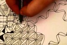 Artistic - Zentangle / by Harri Simard