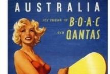 Australian Travel Posters