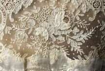 Lace, Doilie, Crochet & Embroidery