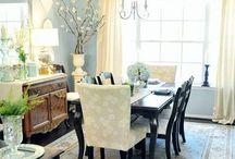 Decoración de casa - Home decoration / Ideas e inspiración para decorar