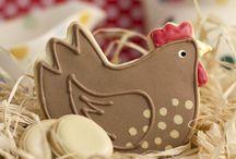 Galletas decoradas - Cookies / Icing decorated cookies. Galletas decoradas con fondant y glasa