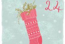 Christmas & Winter Illustration & Pattern