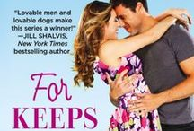 For Keeps / Love To the Rescue Book 2. Released January 27th, 2015, from Grand Central Publishing/Forever Romance.