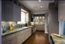 Brookhaven Kitchen & Bath Remodel / Cabinet Design by: Mary Calvin