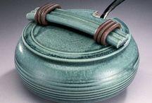 Pottery Sugar Bowls