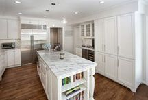 River Oaks Residence / Cabinet Design by Nicki Kana  Cabinet Innovations Copyright 2014 Don A. Hoffman
