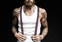 My Looks / Hair, beard, clothes, shoes, tattoos xxx