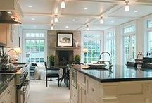 Open Floor Plans / by Denise Anderson
