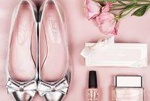 Pink Fashion Flatlay