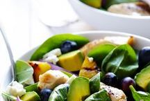 saláta tál