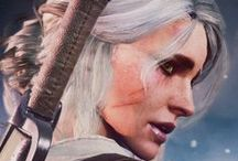 Your scent - berries tart, lilac sweet <3 / The Witcher 3 - Wild hunt