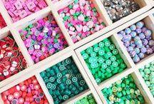 la boutique / Découvrez le comptoir à perles, boutique à Paris d'articles de création de bijoux et de bijoux fantaisie faits main
