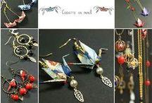 créateurs invités / Collections de bijoux de créateurs présentées au Comptoir à perles - toutes les pièces sont faites main - durées limitées et petites quantités!