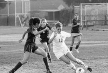•Soccer• / •I know I play like a girl, try to keep up•