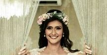 Wedding Hairstyles and Make-up