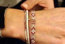 nos clients ont du talent! / Créations avec les matériaux du Comptoir à perles réalisées par nos chers clients et clientes!