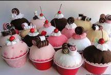 pastelitos de tela
