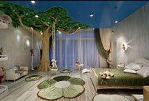 Detská izba / inšpirácie pre detskú izbu