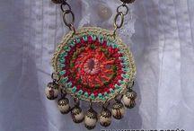 Crochet jewelry / Crochet jewelry