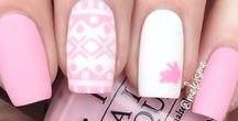 Easter Manicures / Manicures and nail art with an Easter holiday theme.