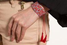 Bileklik ❤ Bracelet / Bileklik yapımına dair fikirlere ulaşabilir, malzemeler için Hobium.com'u ziyaret edebilirsiniz. ❤ For various bracelet making materials please visit Hobium.com