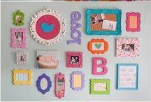 Çerçeve ❤ Frame / Çerçeve yapımına dair fikirlere ulaşabilir, malzemeler için Hobium.com'u ziyaret edebilirsiniz. ❤ For various frame making materials please visit Hobium.com