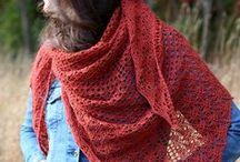 Şal ve Atkı ❤ Shawl and Scarf / Şal ve atkı yapımına dair fikirlere ulaşabilir, malzemeler için Hobium.com'u ziyaret edebilirsiniz. ❤ For various shawl and scarf making materials please visit Hobium.com