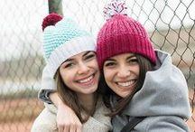 Şapka ve Bere ❤ Hat and Beret / Şapka ve bere yapımına dair fikirlere ulaşabilir, malzemeler için Hobium.com'u ziyaret edebilirsiniz. ❤ For various hat and beret making materials please visit Hobium.com