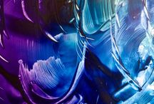 Enchaustic painting / Voksmaling
