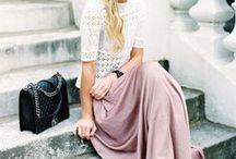 Raiments and Attire {aka my style} / by Alexandra J