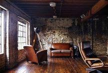 Architecture / Spaces / Decoration / by Carlos Rodriguez Santaella