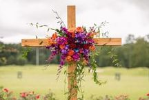 Christian Wedding Ideas / For the Christian Bride and Groom who want to include their faith into weddings