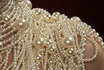 pearls pearls pearls / by Yvonne de Wolf