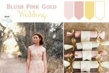 Color & Theme Inspiration Boards / Detailed Color and themed Inspiration Boards to help you visualize your Wedding