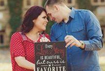 Engagement Photos / Unique and beautiful Engagement Photos