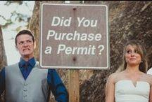 Fun Wedding Shots / Fun Wedding photos to put a smile on your face