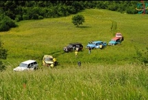 Rumunia z Haxelem / Uczestnicy naszych niedawnych wyjazdów incentive mieli okazję przeżyć sporo emocji podróżując jeepami po dzikich, górskich terenach Transylwanii. Zapraszamy na kolejne wyjazdy VIP Adventure z Haxelem!