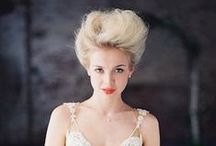 Wedding Hair / From long to short and everything in between, see beautiful bridal hairstyles to inspire you.