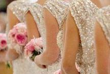 Bridesmaids / Gather your girls for fun and class. Gorgeous Bridal party photos here!  / by Knotsvilla Wedding Blog Knotsvilla