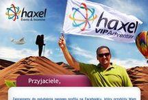 Social Media by Haxel / Zapraszamy do polubienia naszego profilu na Facebooku i Twitterze!