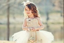 Little Wedding Ones: Children / Flower Girls, Ring bearers and other adorable little kids at the wedding