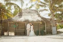 Beach Wedding Ideas / Inspiration and Ideas for a beautiful Beach Wedding