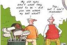 Golfhumor / Als je echt wilt lachen! If you really want to have a good laugh...