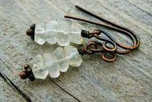 Jewellery DIY - earrings