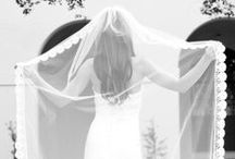 Wedding Veils / Swoon worthy veils and veil shots!