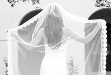 Wedding Veils / Swoon worthy veils and veil shots!