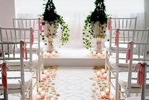Wedding Ceremony Ideas / Have a goregeous wedding ceremony with ideas for a unique wedding.