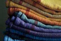 Tissus et couleurs