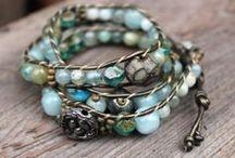 Jewellery DIY - bracelets
